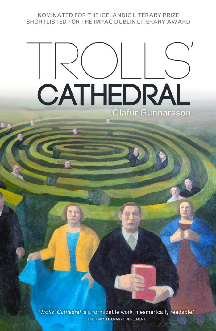 Trolls' Cathedral