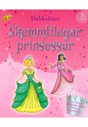 skemmtilegar prinsessur