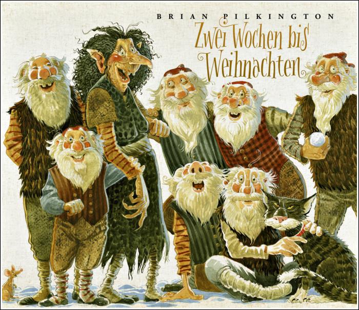 Zwei Wochen bis Weihnachten