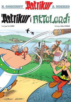 Ástrikur í Piktalandi
