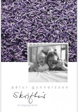 Skriftir eftir Pétur Gunnarsson