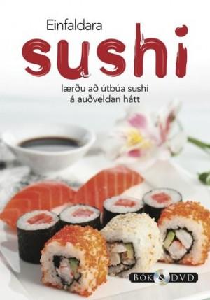 Einfaldara sushi