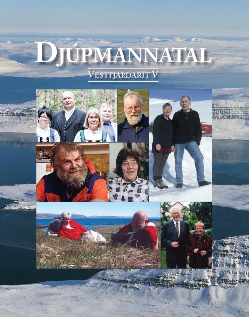 Djúpmannatal 1801-2011
