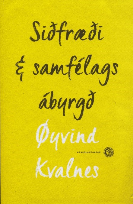 Siðfræði og samfélagsábyrgð
