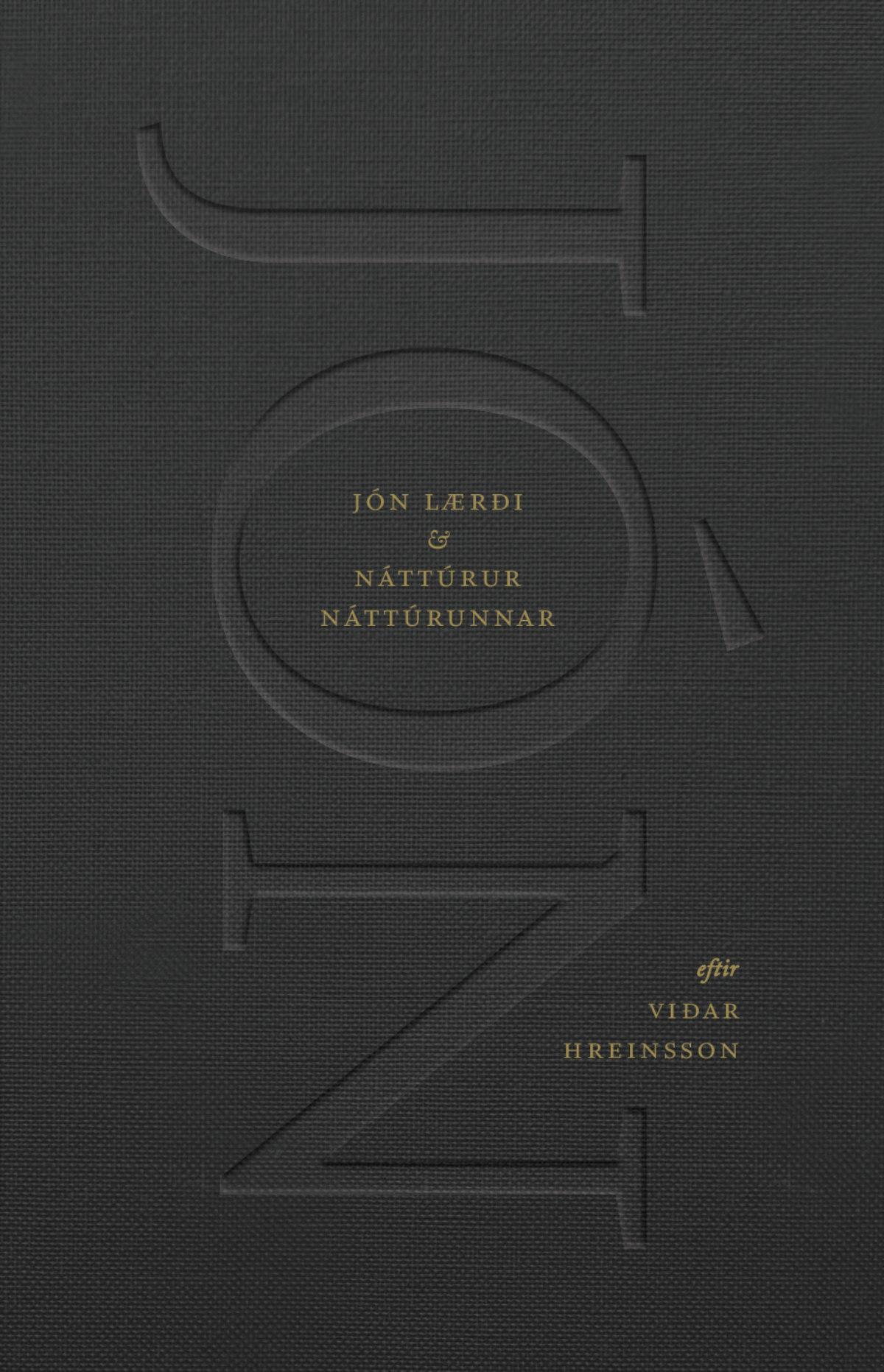 Jón lærði og náttúrur náttúrunnar efitir Viðar Hreinsson