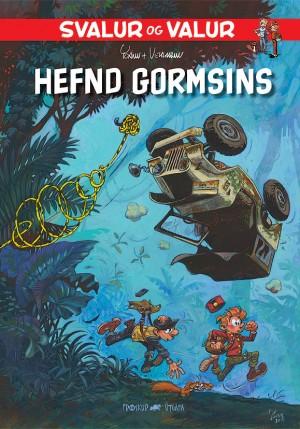 Svalur og Valur - Hefnd Gormsins