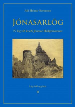 Jónasarlög II - lág rödd og píanó