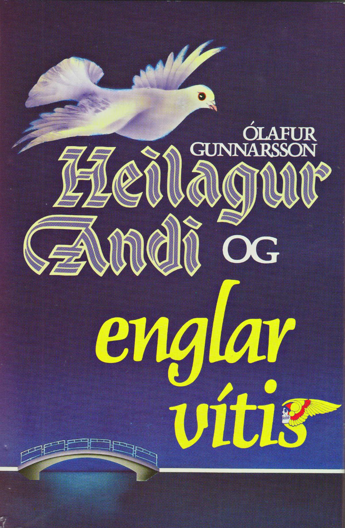Heilagur andi og englar vítis