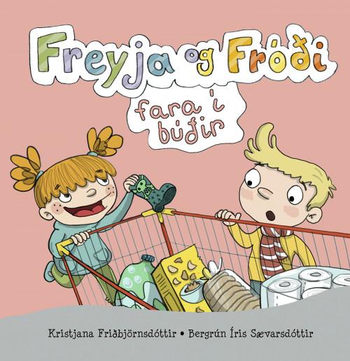 Freyja og Frodi fara i budir