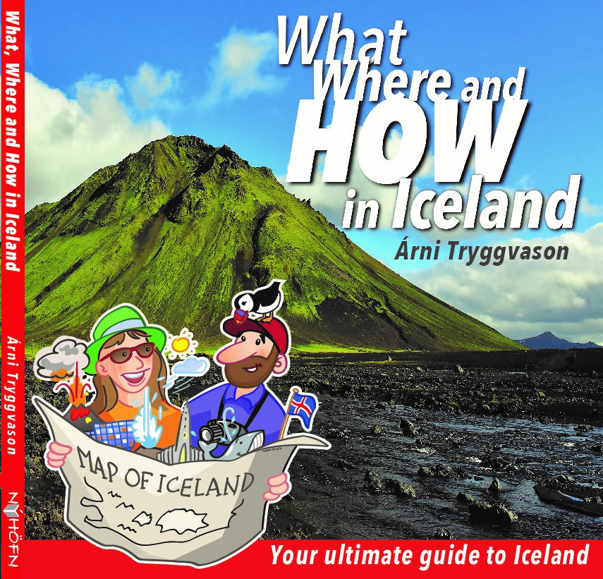 What, where, how and when in Iceland