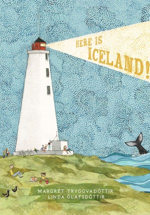 Here is Iceland
