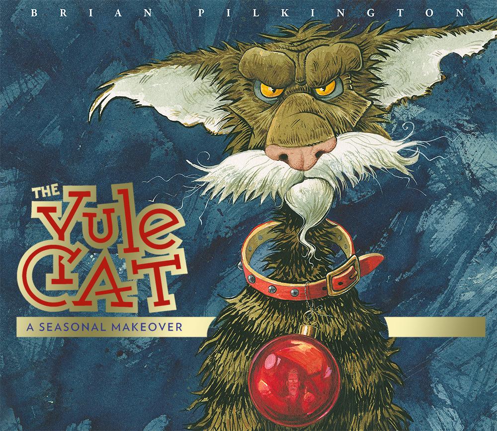 Yule Cat – A Seasonal Makeover