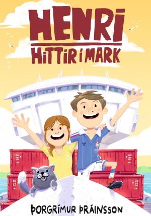 Henri hittir í mark