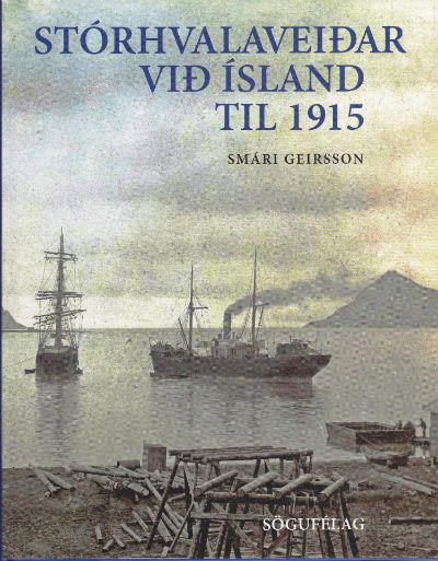 Stórhvalaveiðar við Ísland til 1915