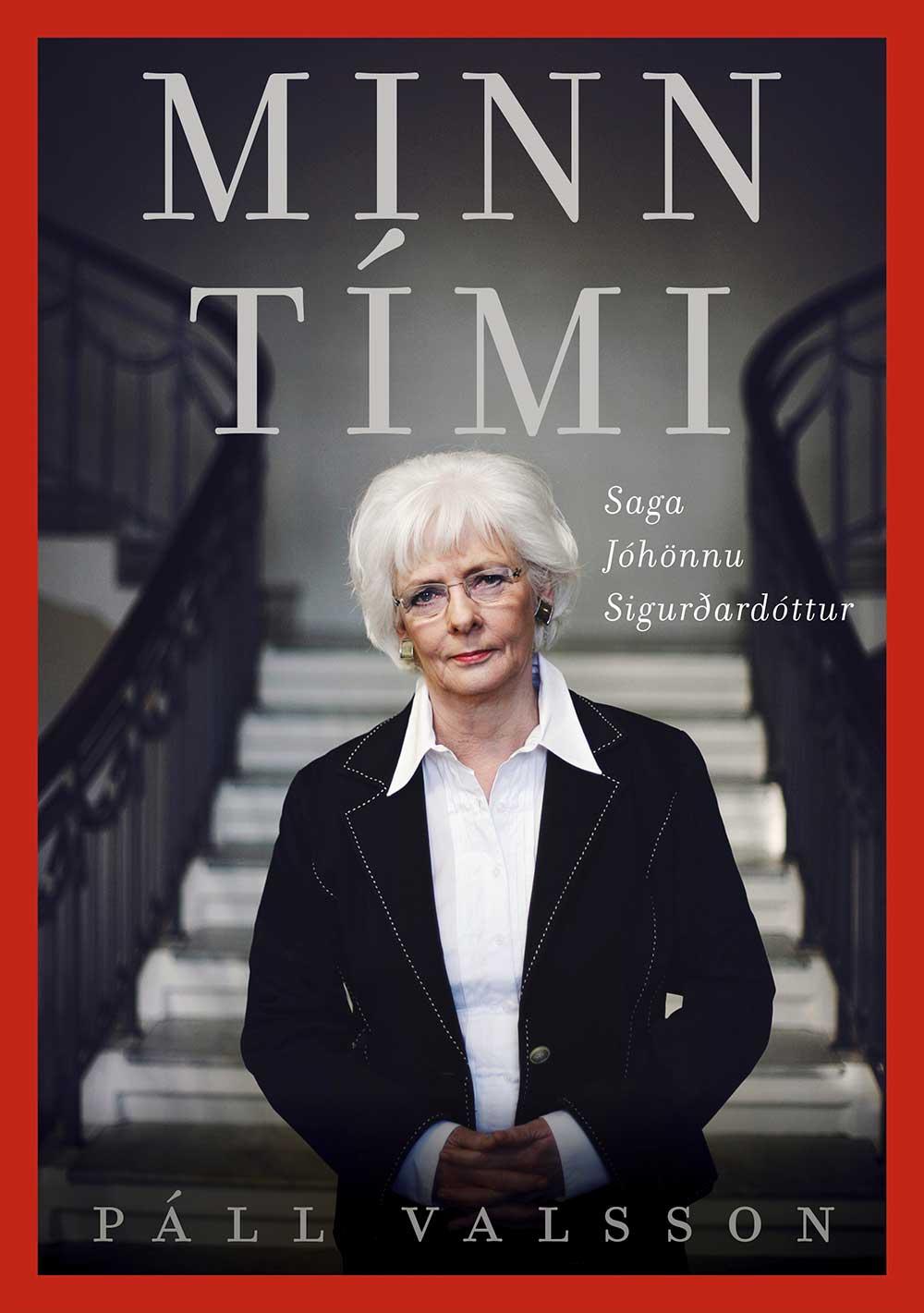 Minn tími – Saga Jóhönnu Sigurðardóttir