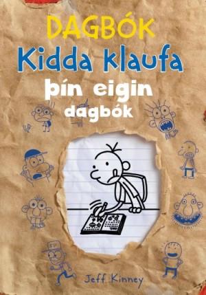 Dagbók Kidda klaufa - þín eigin dagbók