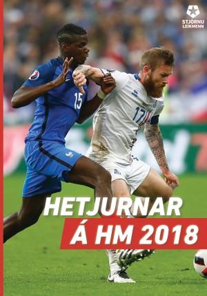 Hetjurnar á HM 2018