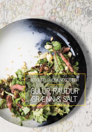 Gulur, rauður, grænn & salt