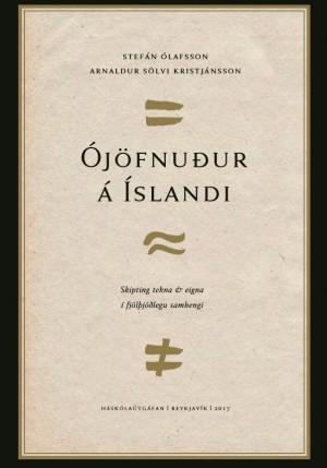Ójöfnuður á Íslandi