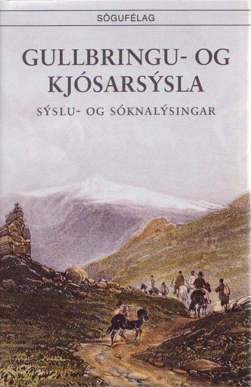 Gullbringu- og Kjósarsýsla: sýslu- og sóknalýsingar