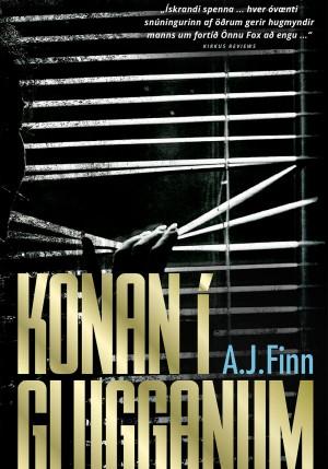 Konan í glugganum - A.J. Finn