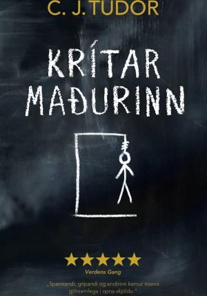 Krítarmaðurinn - C.J. Tudor