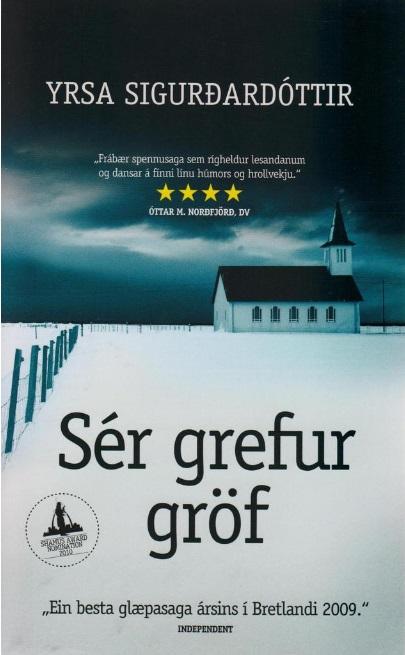 Sér grefur gröf - Yrsa Sigurðardóttir