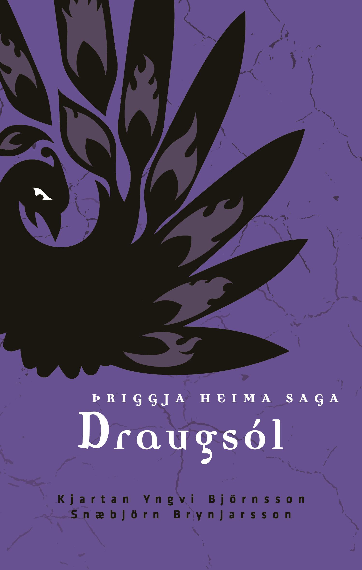 Hrafnsauga: Þriggja heima saga #1