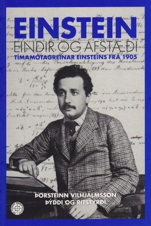 Einstein - eindir og afstæði