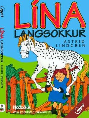 Lína langsokkur hljóðbók
