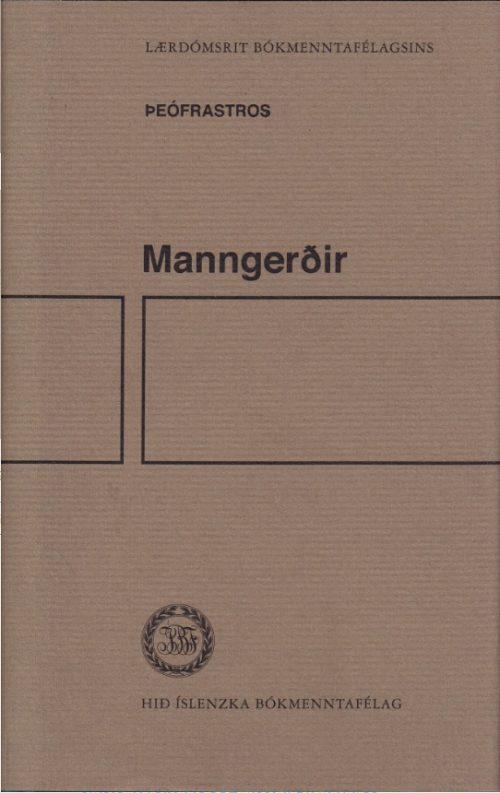 Manngerðir