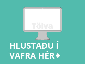 Vafra: Forlagið - hljóðbók