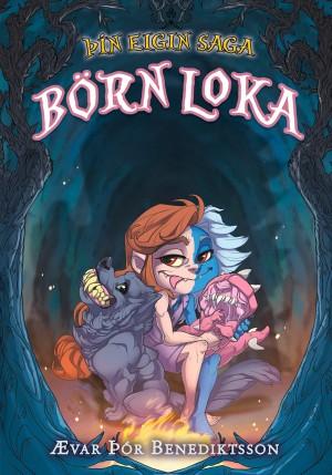 Þín eigin saga: Börn Loka