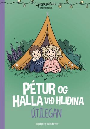Pétur og Halla við hliðina - Útilega