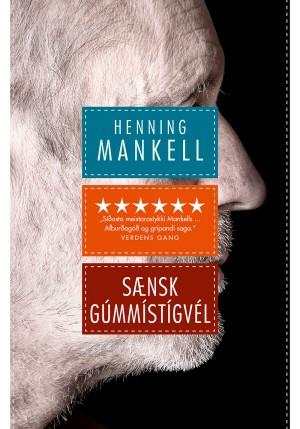 Sænsk gúmmístígvél - Henning Mankell