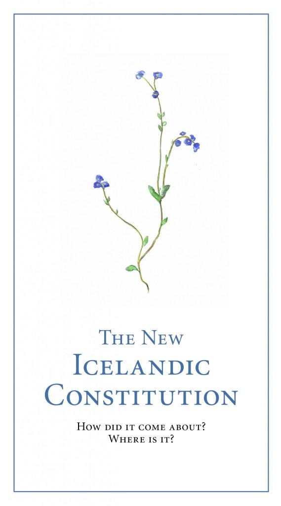 The New Icelandic Constitution