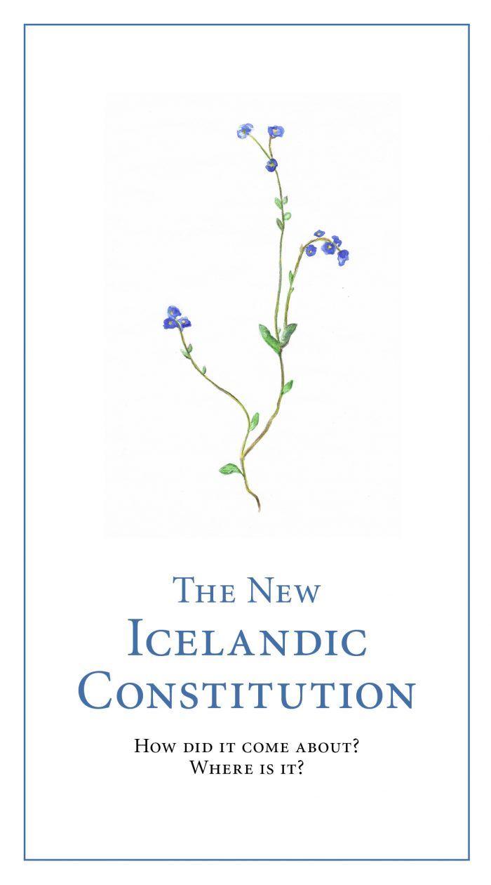 The New Icelandic Constitution