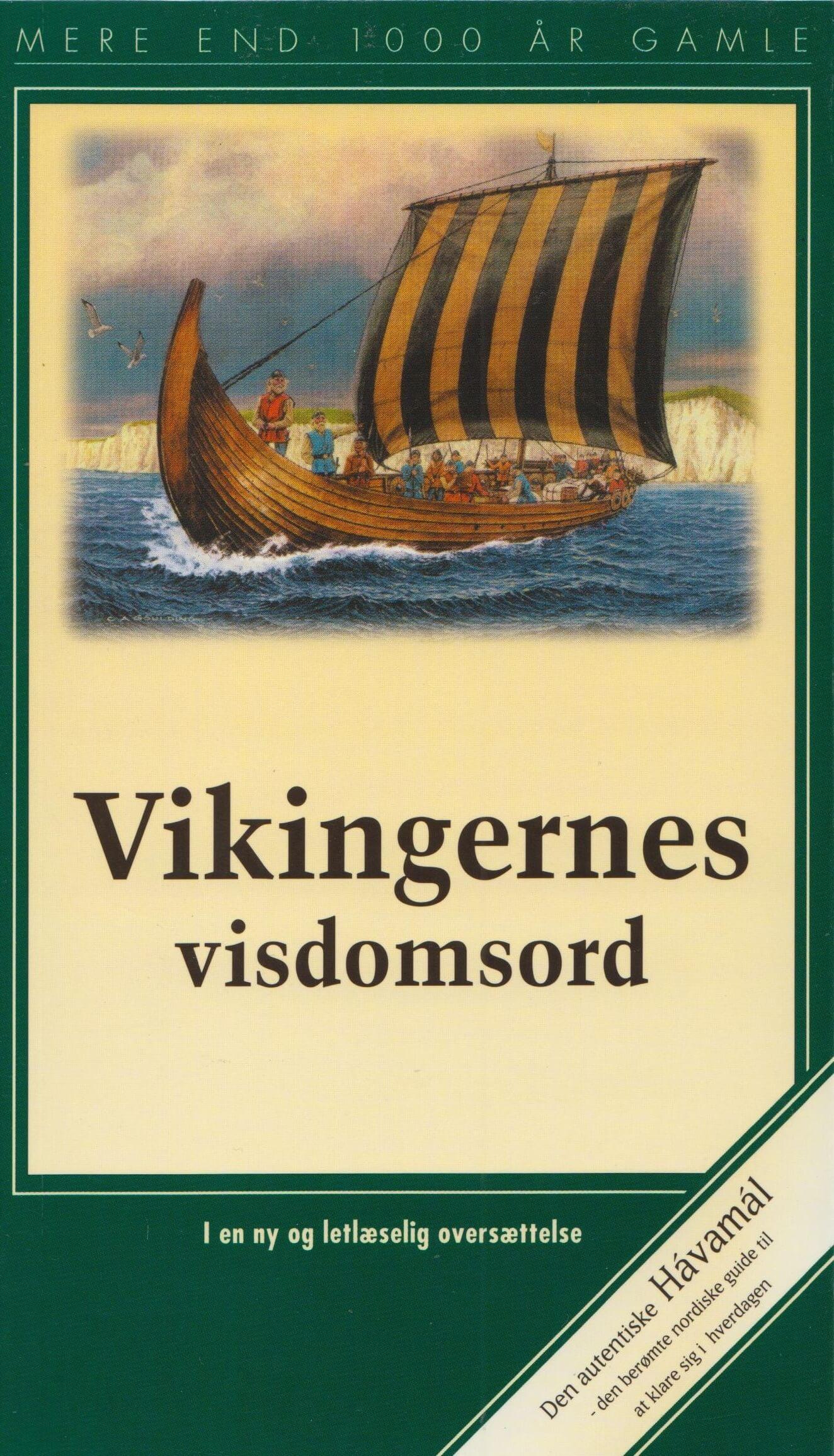 Vikingernes visdomsord - dansk