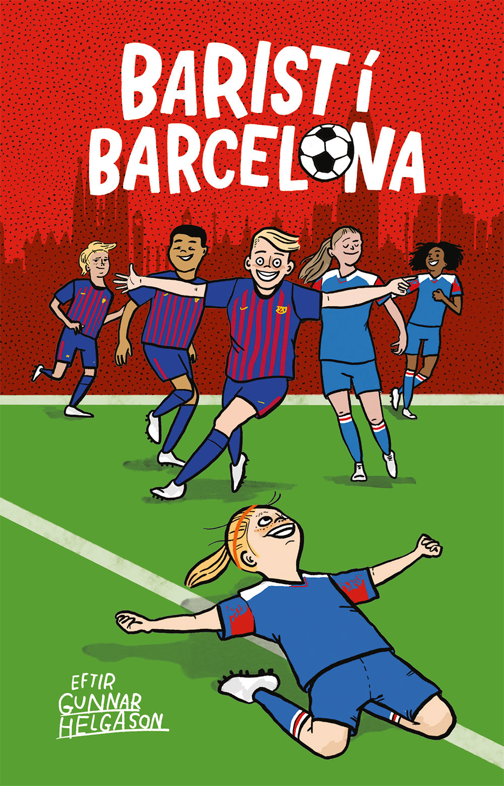 Barist í Barcelona