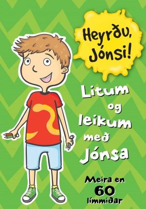 Litum og leikum með Jónsa
