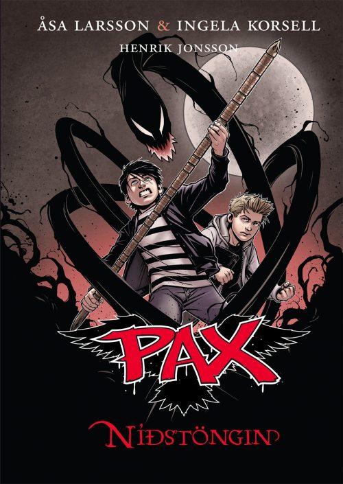 PAX 1 - Níðstöngin
