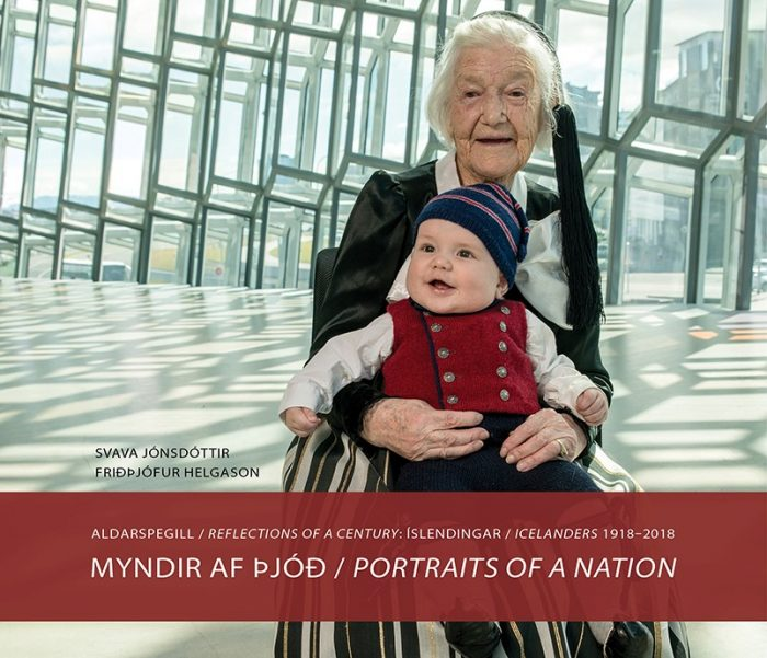 Myndir af þjóð - Portraits of a nation