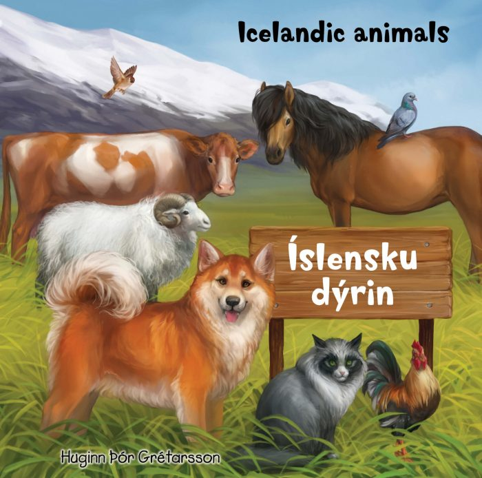 Íslensku dýrin / Icelandic animals