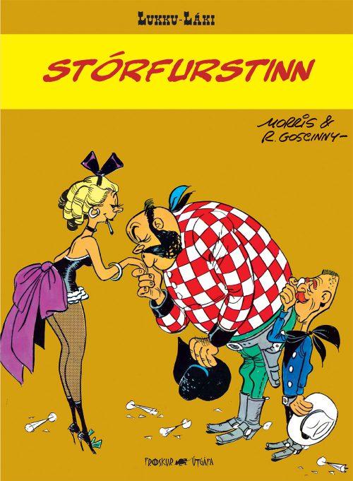 Lukku-Láki - Stórfurstinn