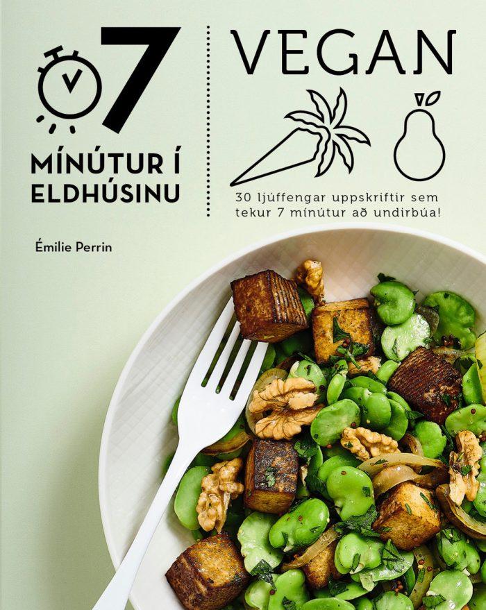 Vegan - 7 mínútur í eldhúsinu