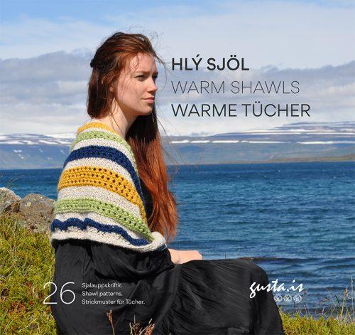 Hlý Sjöl - Warm Shawls - Warme Tücher