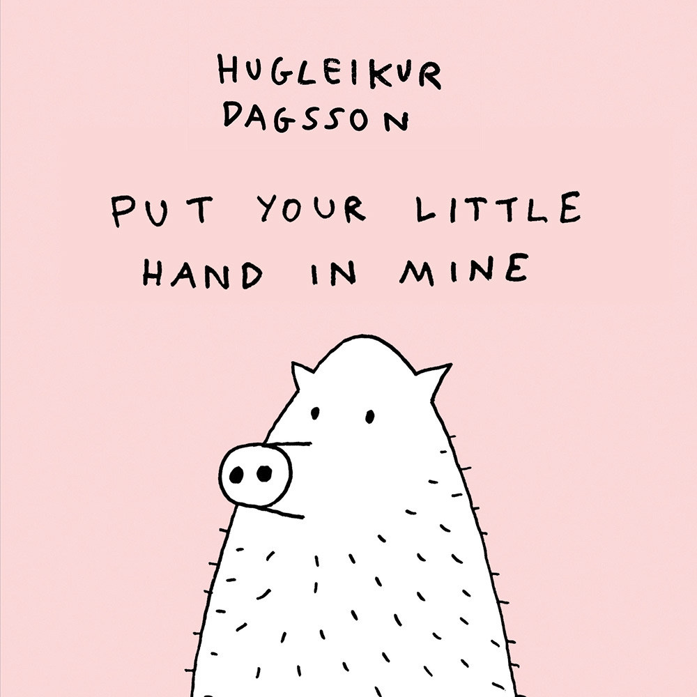 Put your little hand in mine