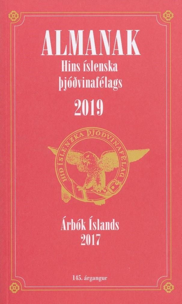 Almanak Hins íslenska þjóðvinafélags 2019