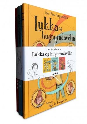Lukka og hugmyndavélin: þríleikur
