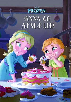 Anna og afmælið - Frozen